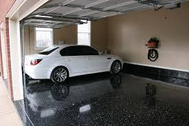 to install black garage floor paint garage designs and ideas