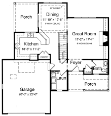 starter home floor plans starter home plans for beginner home buyers by studer