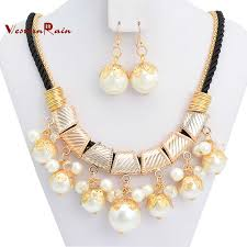 aliexpress buy party jewelry gift 2015 new arrivals 48 best costume necklace and earrings set images on