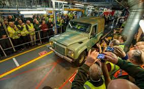 jaguar land rover defender land rover defender u0027s spirit lives on as billionaire pours cash