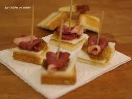 faire des canapes avec du de mie les meilleures recettes de toasts et chèvre