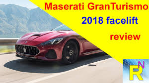 maserati car 2018 car review maserati granturismo 2018 facelift review read