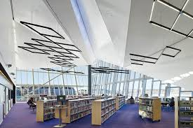 Library Design Clareview Branch Edmonton Public Library Library Buildings