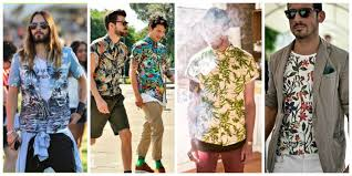 attire men hawaiian shirts for men how to look cool wearing them