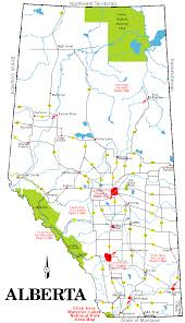 map of canada by province road map of alberta canada