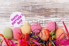 candy s day card women s day card and candies streamer and greeting paper
