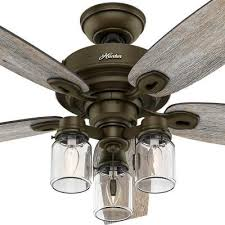 60 Ceiling Fans With Lights Stylist Inspiration Rustic Ceiling Fans With Light Home Lighting