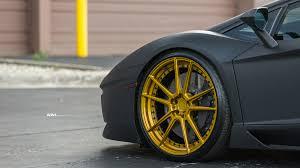 matte black lamborghini satin matte black lamborghini aventador lp700 4 bronze gold wheels