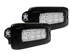 Truck Lighting Ideas by Rigid Industries Led Lighting Sr Q Flush Mount Back Up Light Kit