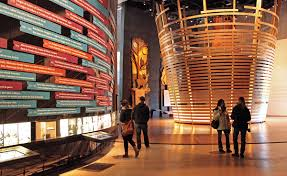 3 reasons why the technology at the canadian museum for human