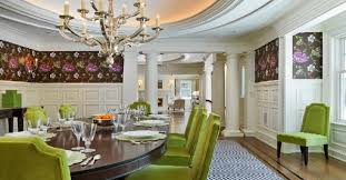 Green Dining Rooms How To Create Fabulous Green Dining Rooms
