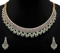 diamond sets images the 25 best indian diamond necklace ideas on diamond