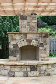 146 best outdoor fireplace images on pinterest outdoor
