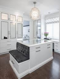 vanity island closet traditional with island in closet traditional