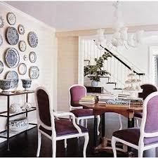 purple dining room ideas purple and white dining room with blue accents design ideas