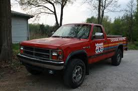 1987 dodge dakota 4x4 1987 dodge dakota indianapolis 500 official truck for a bodies