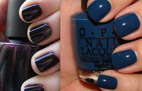best dark opi nail polish photos 2017 u2013 blue maize