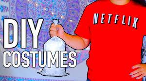 Diy Halloween T Shirts Diy Halloween Costumes For Teens Last Minute Youtube