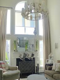 livingroom curtains two story living room curtains design ideas
