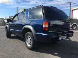 used chevrolet chevrolet blazer your second hand cars ads