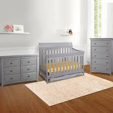 Graco Crib Convertible by Graco Cribs Rory 3 Piece Nursery Set 4 In 1 Convertible Crib