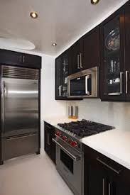 Apartment Galley Kitchen Ideas Space Saving Ideas Small Kitchen Design Nyc Apartment Ideas