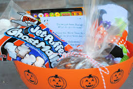 halloween gift baskets adults 13 free you u0027ve been boo u0027ed printables