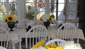 lovely intimate wedding reception site on cape cod