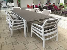 Dining Room Extension Tables by Nardi Alloro 210 280 Extension Table With Aria Chairs Outdoor