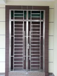 Door Grill Design Malaysia