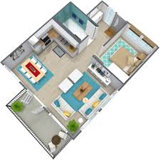 650 sq ft house plans in kerala bedroom apartment floor one plan