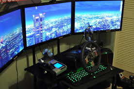 Computer Set Ups by Cool Computer Setups And Gaming Setups