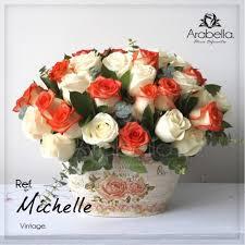 imagenes de rosas vintage arreglo de rosas vintage