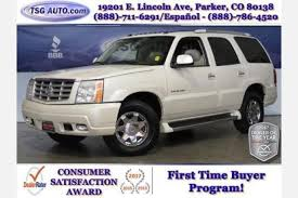 cadillac escalade 10000 used cadillac escalade for sale special offers edmunds
