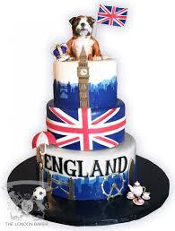 Flag Cakes Celebration Cakes