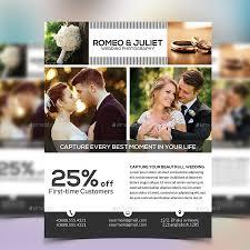 wedding photography flyer 28 images wedding photographer