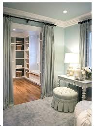 Shower Curtain For Closet Door Closet Curtains Closet Curtain Ideas Fancy Curtain Rods For Shower