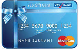 bank gift cards prepaid cards apply for prepaid atm cards online from yes bank
