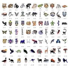 compare prices airbrush tattoo stencil animal shopping