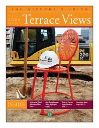 Bachman Furniture Milwaukee by 2009 Vol 4 Terrace Views By Wisconsin Union Issuu