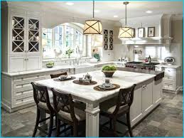 pictures of islands in kitchens big kitchens with islands com