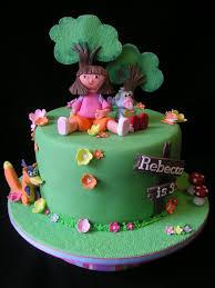 call martha dora birthday cake