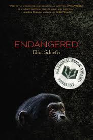 endangered by eliot schrefer scholastic