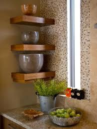 Wood Corner Shelf Design by Kitchen Design Awesome Corner Shelf Design Corner Shelf Ideas