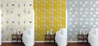 wallpaper gets a funky makeover from binny talib