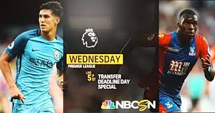 epl broadcast nbc sports to broadcast transfer deadline day special on wednesday