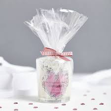 christening party favors christening party personalised candle favours by hearth heritage