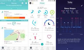 fitbit app android review fitbit ionic is a decent fitness smartwatch spoiled by