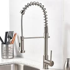Kitchen Sink Faucet Best Commercial Kitchen Faucet What Is Needed To Before Buying