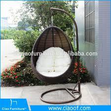 stylish rattan hanging chair swing chair hanging pod chair buy